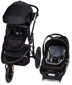 Baby trend bolt performance travel system in asphalt black is a beautiful, eye catching new release by baby trend. It features a lightweight aluminum frame, a swiveling locking front wheel, big bicycle type wheels, a multi position reclining seat, a big adjustable canopy with a viewing window, a soft parent console, a height adjustable handlebar and a car seat with superior head protection. Ease of use, comfort and convenience Stroller seat The stroller seat of the baby trend bolt…