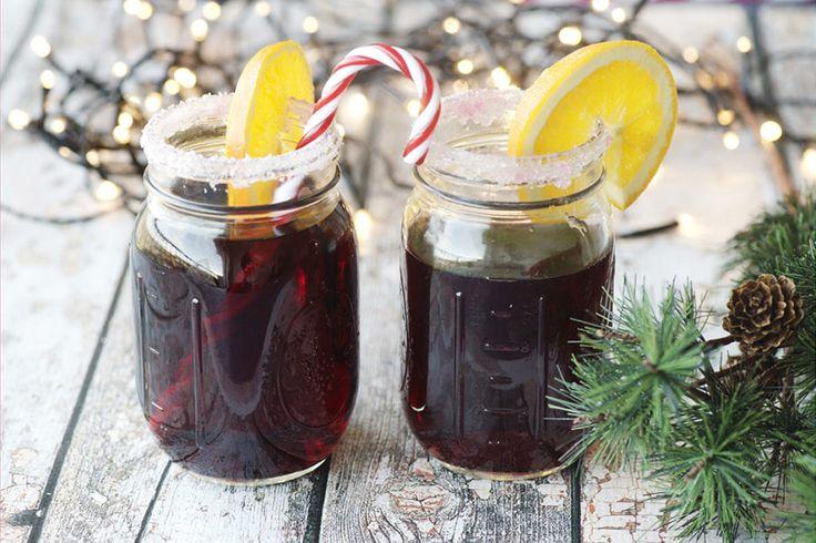 5 enkla drinkar att blanda med julmust
