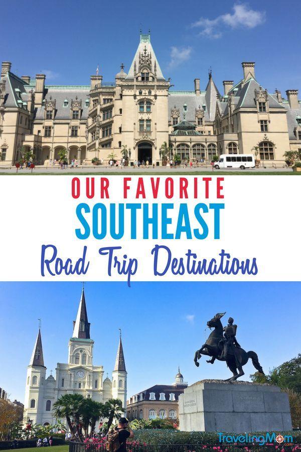 Carolinas, Georgia and the South Trips