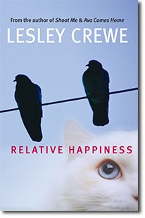 Relative Happiness | lesley crewe Looks like an interesting book, and I'm keen to see the movie with the amazing Melissa Bergland.