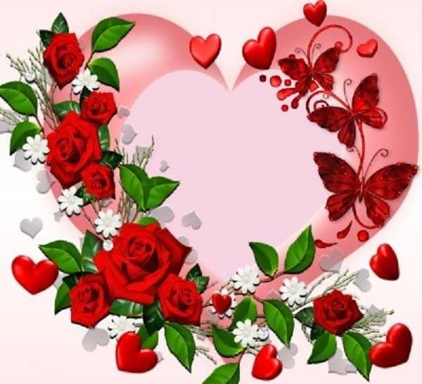 Beautiful heart wallpaper