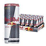 sparen25.de , sparen25.info#10: Red Bull Energy Drink Zero Calories, 24er Pack, Einweg (24 x 250 ml)sparen25.com
