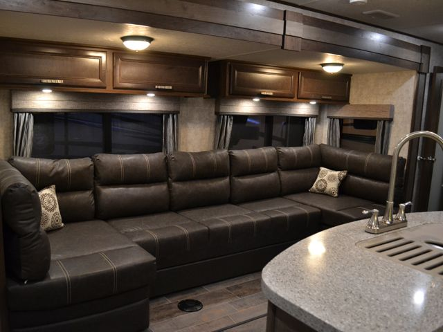 2019 open range 310bhs travel trailer with bunks and outdoor kitchen rh pinterest com