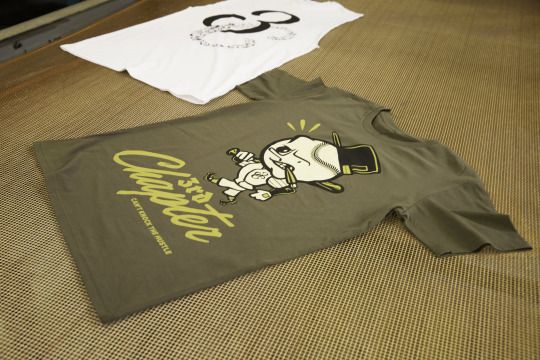 Hooked on Livin' Cant knock The Hustle T-shirt  #thirdchapter #3rdchapter #3C #streetwear #lookbook #clothing #melbourne
