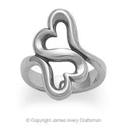 James Avery: James Avery, Avery Heart, Style, Heart Rings, Avery Jewelry, Jamesavery, James D'Arcy, Avery Ring, Things