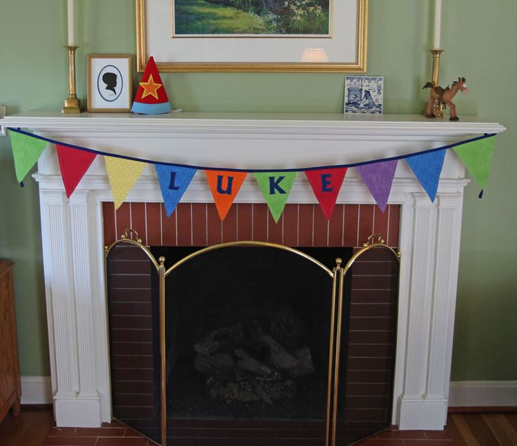 Personalied Happy Birthday Name Banner /Fabric Bunting in Blue Red Green Yellow Purple Fabric/ Birthday Banner in Primary Colors/ Photo Prop by aLittleFrayed on Etsy https://www.etsy.com/listing/233920688/personalied-happy-birthday-name-banner