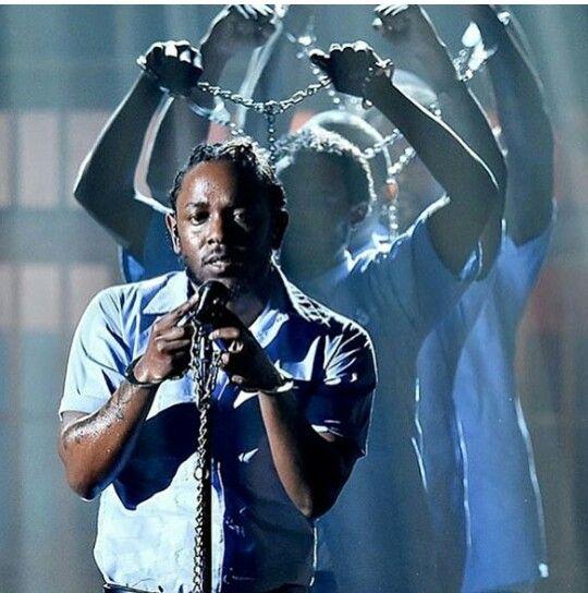 Kendrick Lamar, Grammys 2016