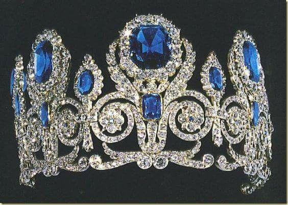Corona del la Casas de Francia Borbon Orleans