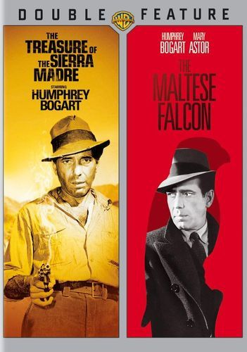 The Treasure of the Sierra Madre/The Maltese Falcon [2 Discs] [DVD]