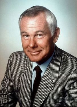 Johnny Carson (1925-2005)  The Tonight Show...no one can do it better than the master. The Prince of Television