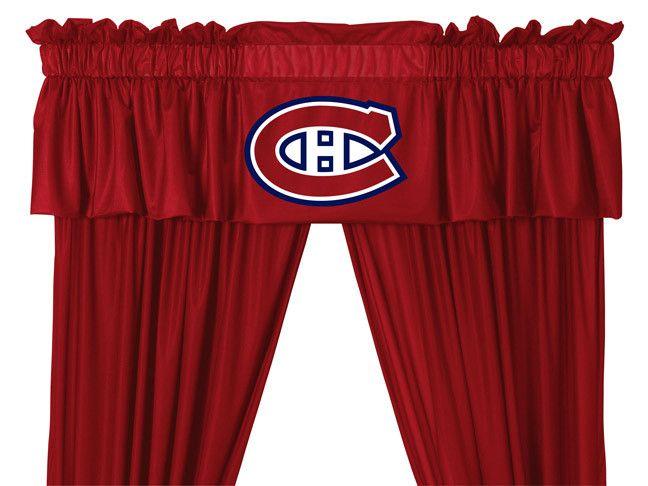 Montreal Canadiens Valance