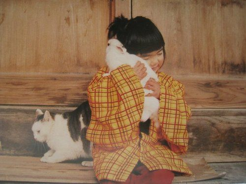 Mirai-chan by Kotori Kawashima.