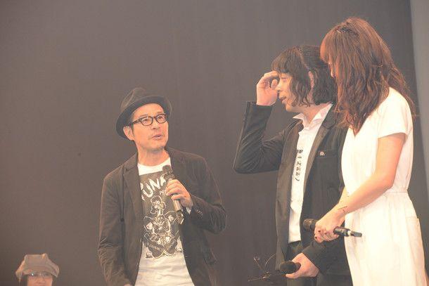 加藤ミリヤ&峯田和伸、映画イベントで「愛を叫びに来ました!」(画像 34/43) - 音楽ナタリー
