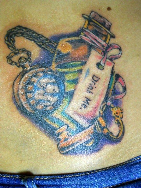 By Seth Pulsifer at Steel Spades Tattoo Company