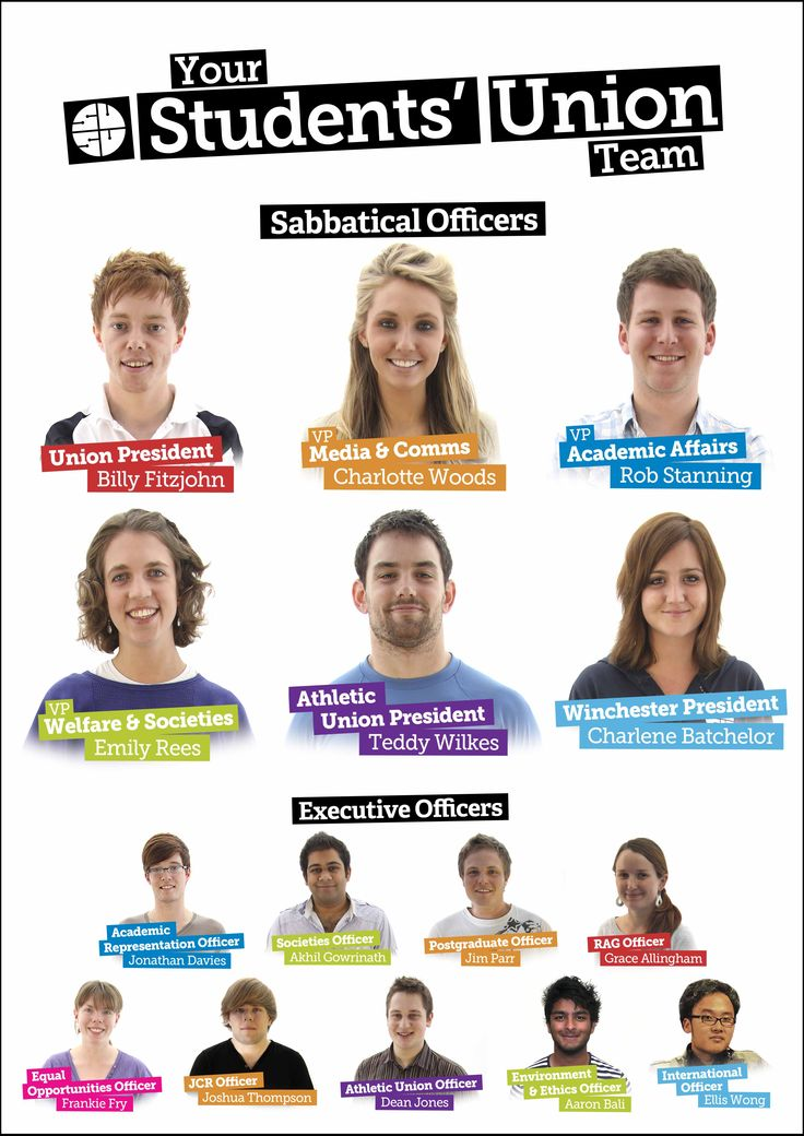 student union poster - Google Search
