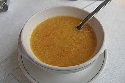 Geröstete Grießsuppe nach Omas Art (Rezept mit Bild) | Chefkoch.de