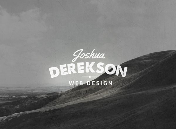 10 Name Based Logo Templates on Behance