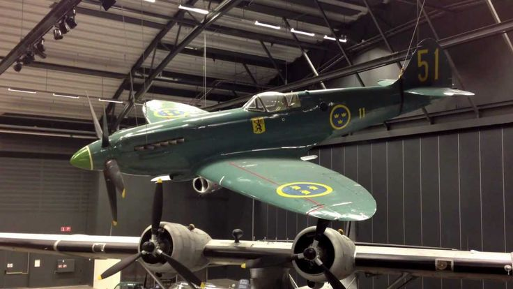 spitfire pr xix swedish air force