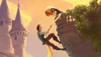 castillo película cine Rapunzel movie film  castle miraquechulo