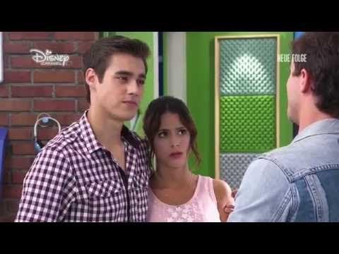 Violetta Staffel 2 - Leon, Violetta und Diego Folge 13 Deutsch