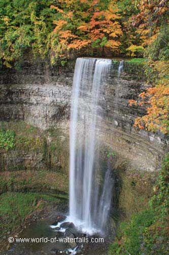 Tews Falls  Dundas / Hamilton, Ontario, Canada