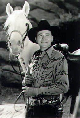Tex Ritter ne Woodward Maurice Ritter, Panola County, TX. , Actor and singer, (1905-1974). Heart attack. Father of John Ritter