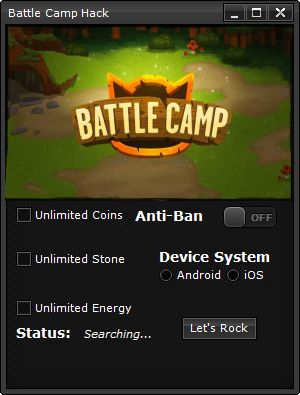 www.etoolsworld.com/battle-camp-hack/  - The most powerful cheats to Battle Camp is now available!