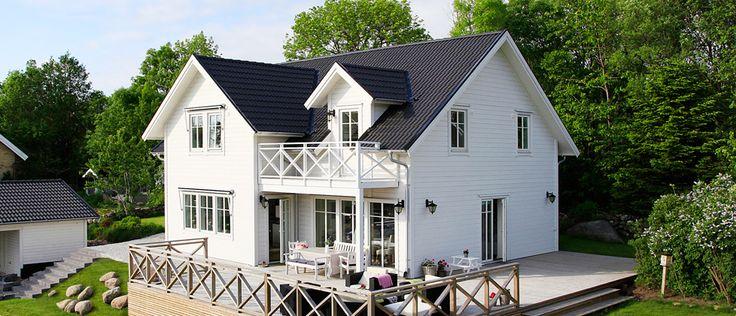 Bygga hus och villa | Hustillverkare A-hus