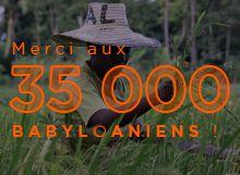 Babyloan est le leader européen du microcrédit participatif. La plateforme a déjà permis de financer 20 000 entrepreneurs dans 15 pays. Babyloan, le microcrédit solidaire en France et dans les pays en développement