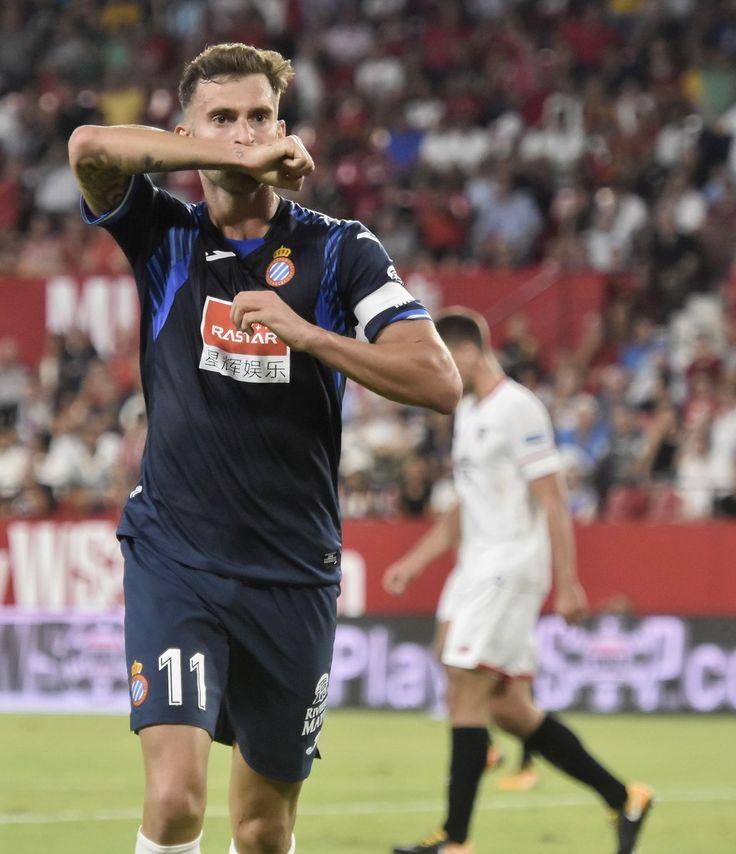 @Espanyol Leo #Baptistao #LaLiga #Pericosen9s #RCDE #SevillaFCEspanyol #RCDEspanyol #BlanciBlau #EnDavant #Espanyol #9ine