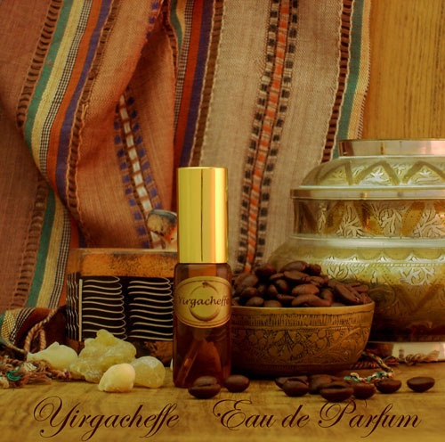 Yirgacheffe – eau de Parfum
