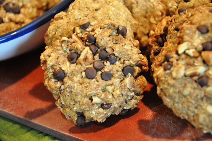 Everything Cookies - EarthFare Vegan Cookie Recipe