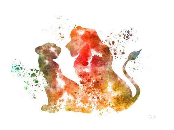 I love Lion King <3
