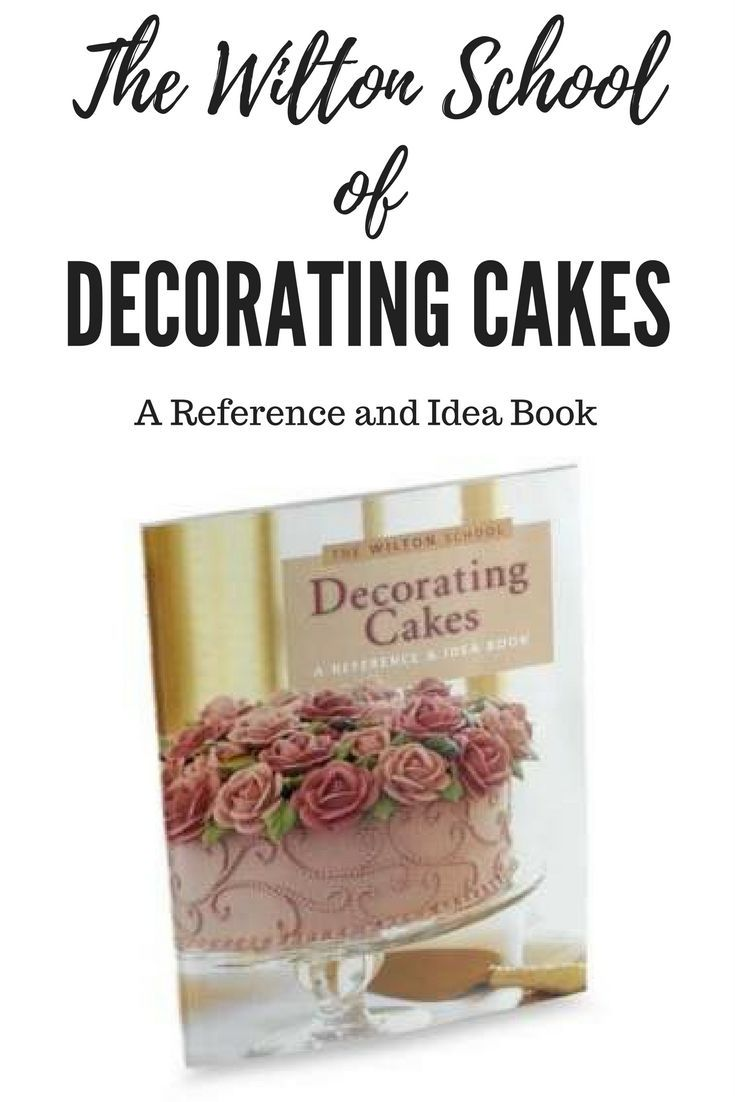 Decorating Cakes A Reference & Idea Book