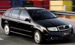 Skoda Fabia Break, 1.4 benzina, 5 usi, AC, geamuri electrice, servodirectie, cutie vit. manuala, ABS, ESP.