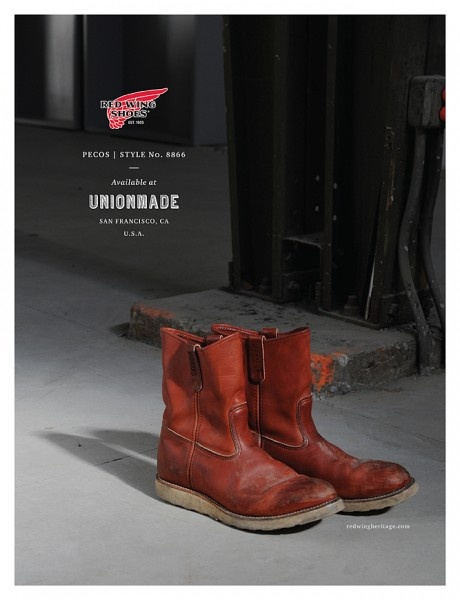 Redwing Now calls it 'Pecos' but #8866 is and always will be the only Irish Setter.