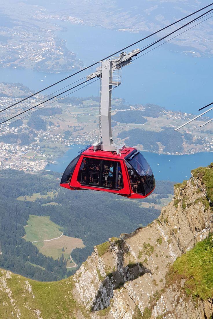 Mount Pilatus Here S A Switzerland Getaway You Won T Regret Cable Cars Switzerland Day Trip