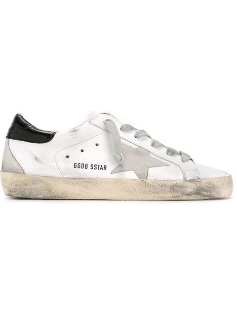 "Golden Goose Deluxe Brand baskets ""Super Star"" comment les porter avec style? c'est ici: https://one-mum-show.fr/shoes-sneakers/"