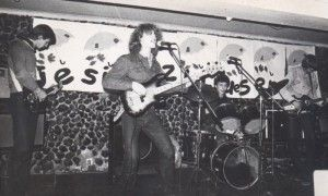 18.11.1983 podczas Jesień z Bluesem