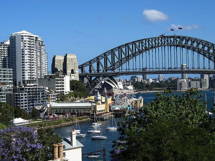 Sydney summer