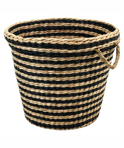 Maffens Seagrass Basket | Want to know what a pro would pick for her own home? Real Simple's senior style and market editor shares her 7 favorite finds.