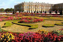 French formal garden - Wikipedia, the free encyclopedia