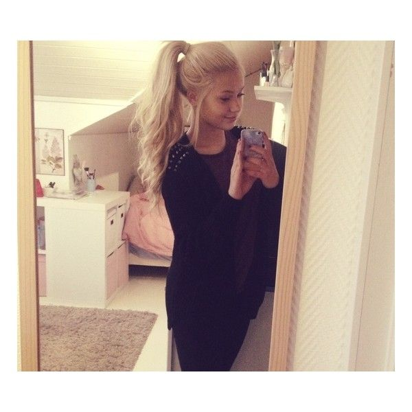Erica Aurora Mohn ❤ liked on Polyvore featuring pictures, people, aurora mohn, girls and hair