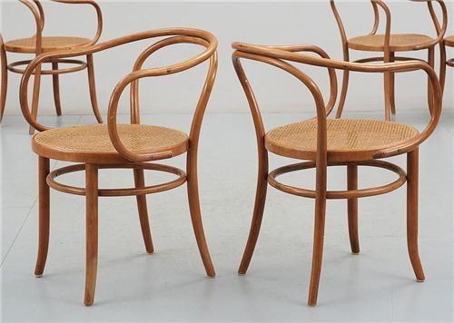 Vintage chairs from Bukowski Market