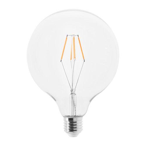 LUNNOM Żarówka LED E27 600 lumenów  - IKEA