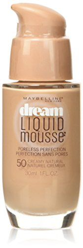 Maybelline New York Dream Liquid Mousse Foundation Creamy Natural Light 5 1 Fluid Ounce Packaging May Vary >>> Find out more about the great product at the image link.