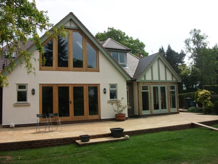 Extension & Refurbishment – Before and After | Stoneleigh Architectural - Wolverhampton Architectural Services