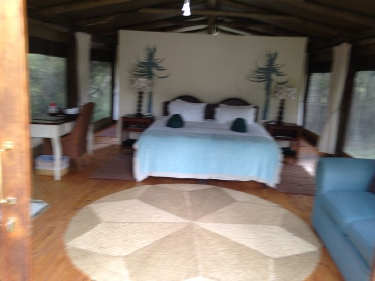 Sibuya Tented camp - luxury and service at its best!