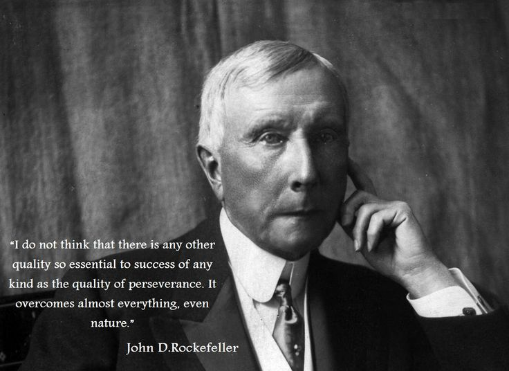 john d rockefeller quotes hq images