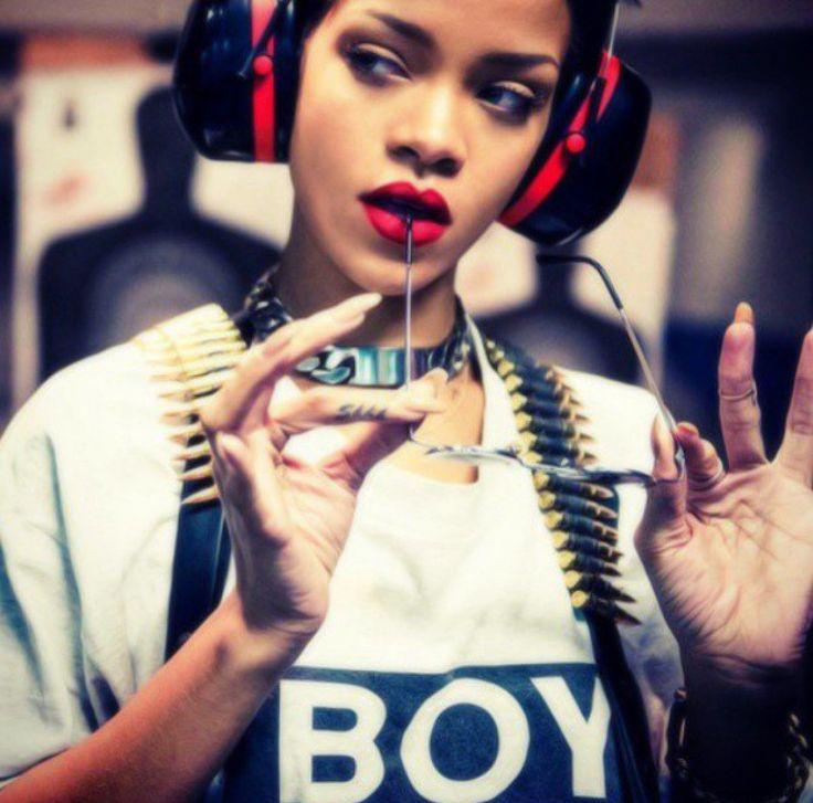 Rihanna Unapologetic Rare Photo Shoot Rihanna